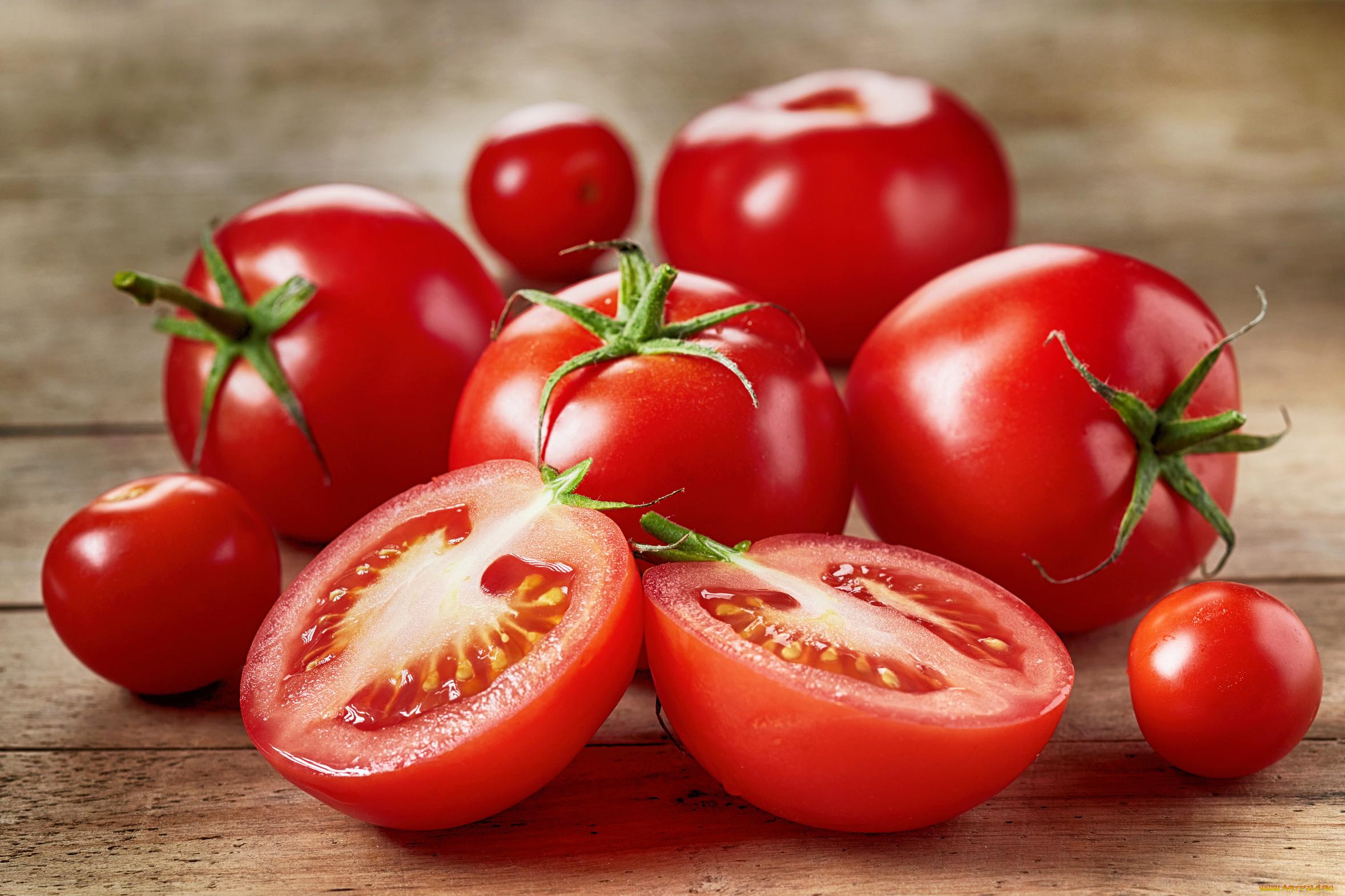 Почему семена томатов темные